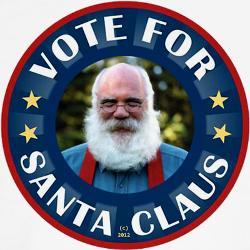 Vota per Babbo Natale